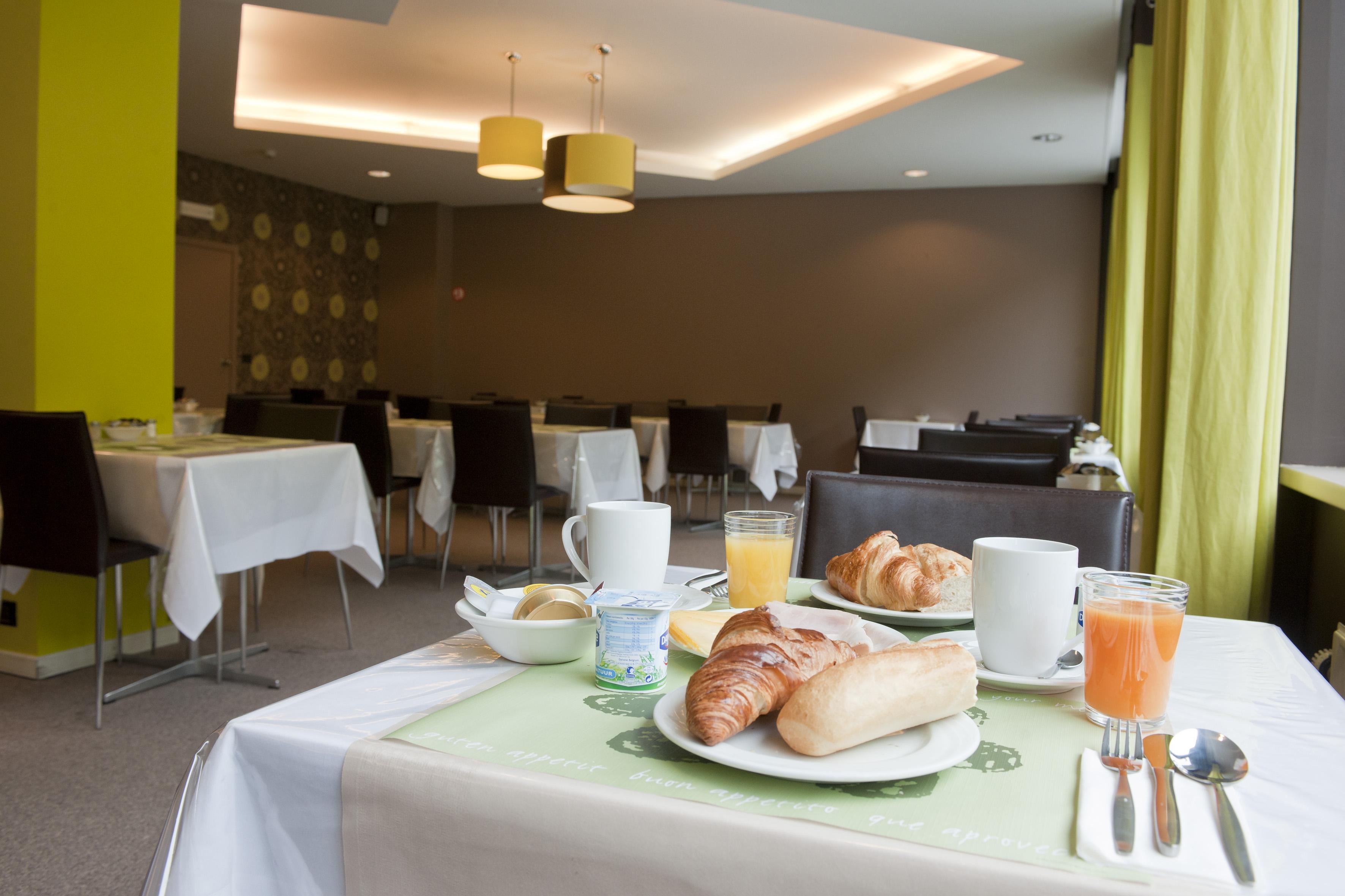 Namur - Hôtel Beauregard - Salle à manger