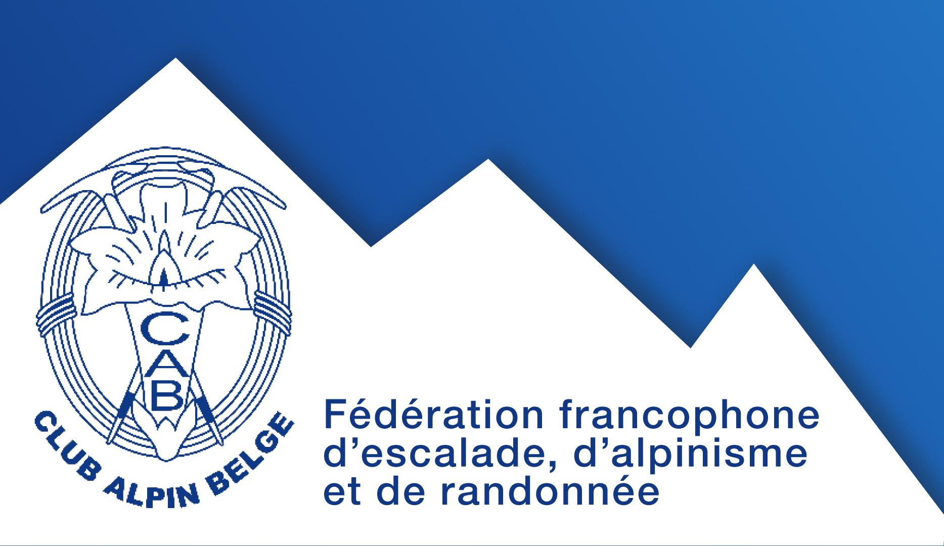 CLUB ALPIN BELGE - FÉDÉRATION