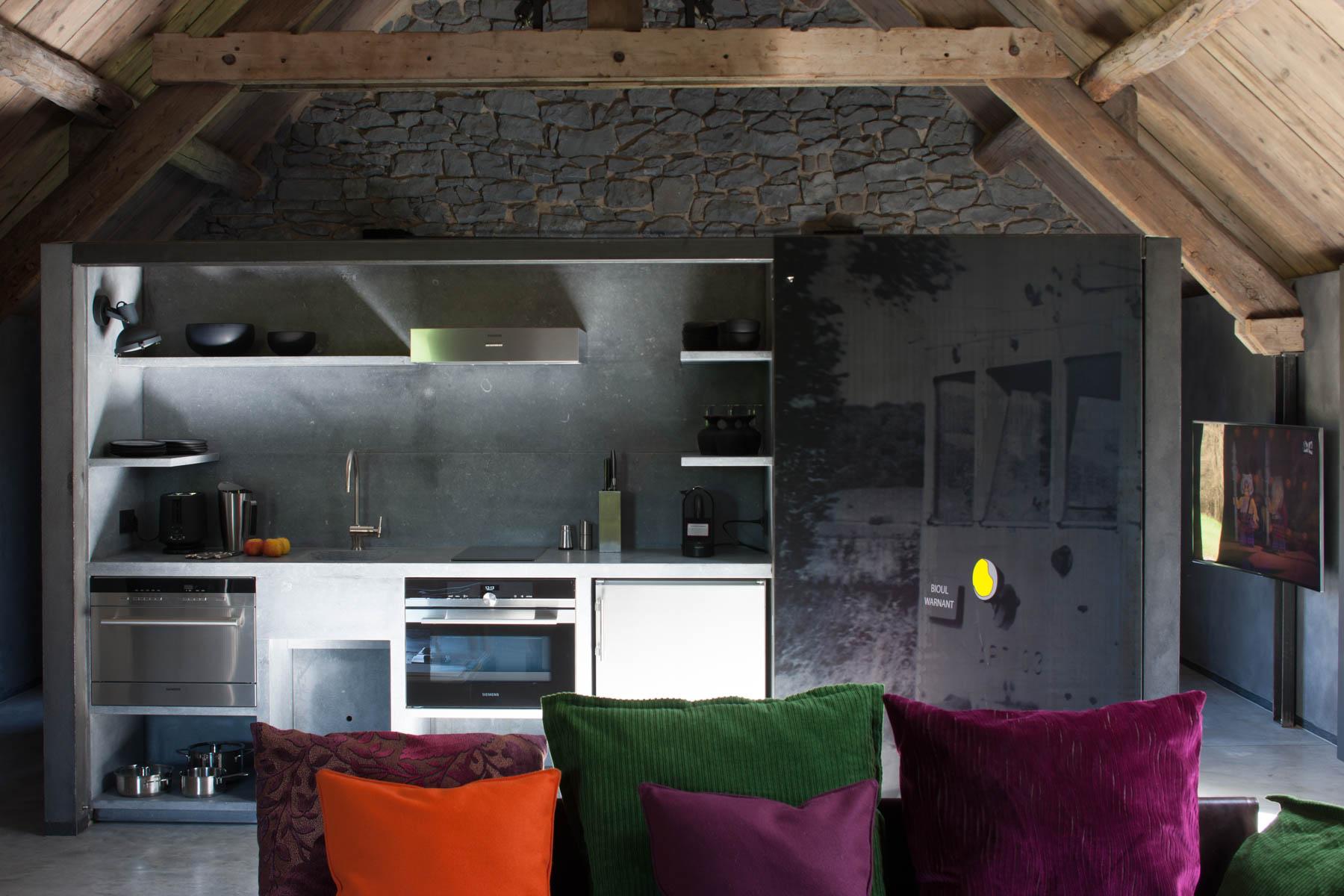 La cabine cuisine