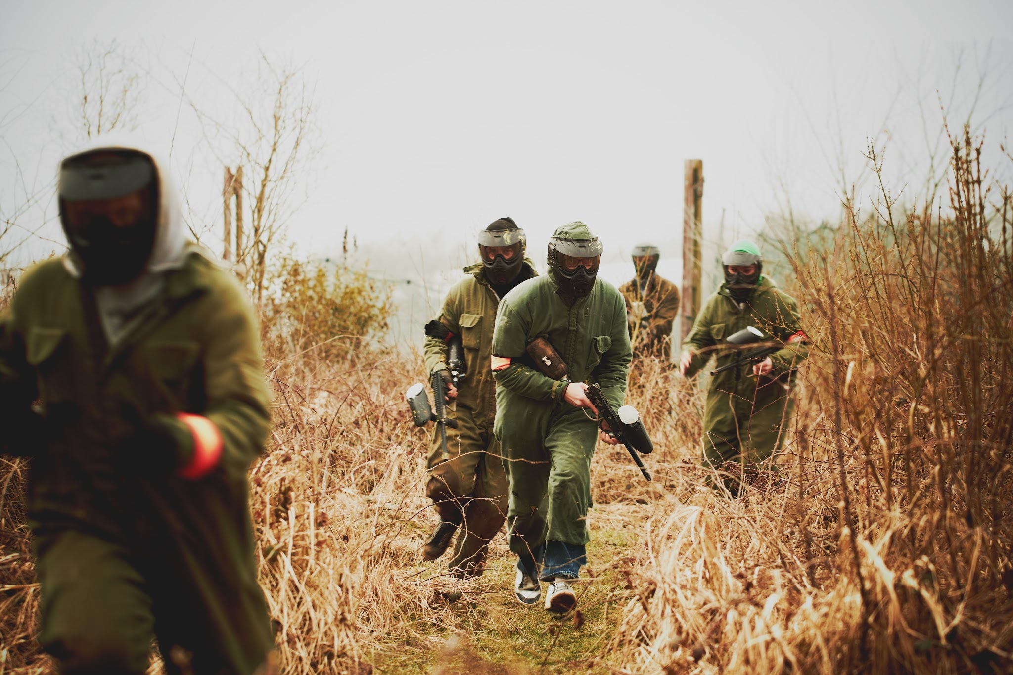 Paintball experience 3