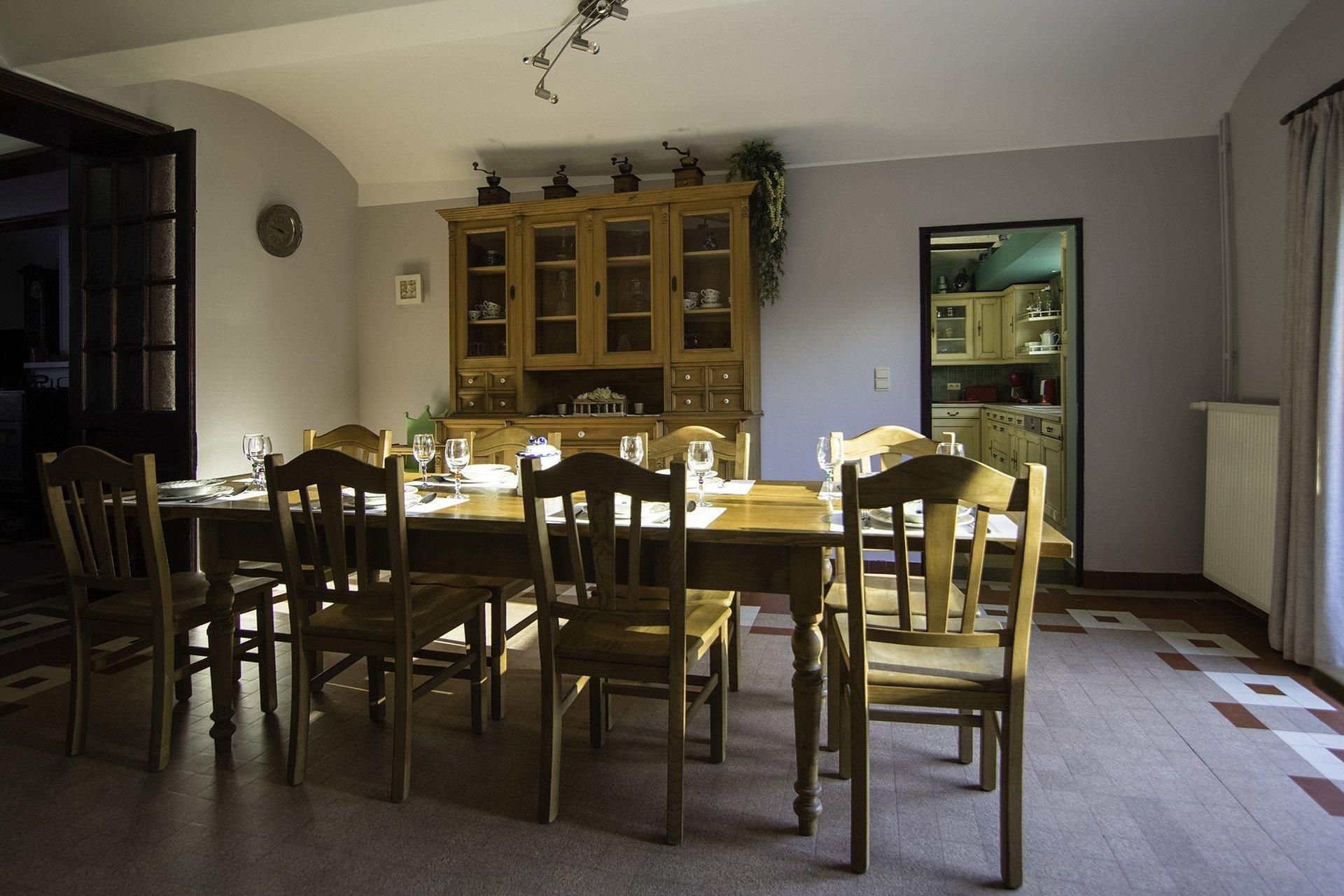 Le Relais du Malpas salle à manger
