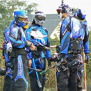 Paintball Billau