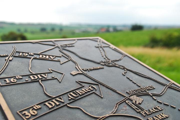Le Mémorial britannique de Ploegsteert