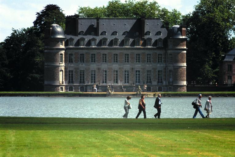 Le chateau de Beloeil