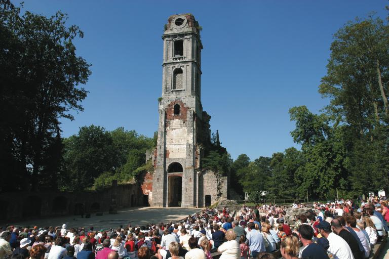 Le Parc Pairi Daiza