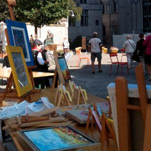 Tournai Petit Montmartre