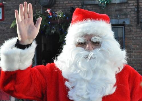 Noel en Balade à Silly