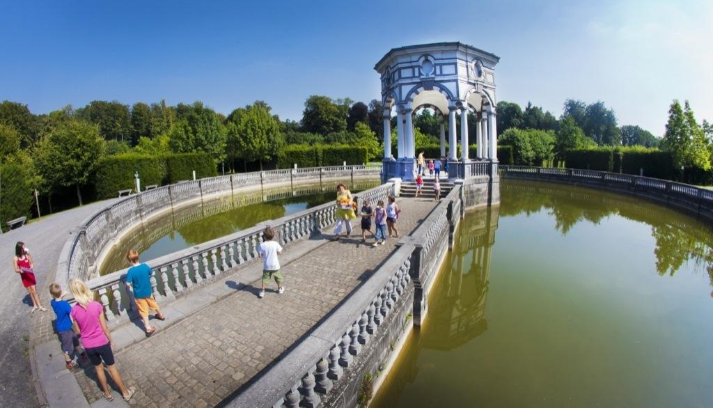 """Le Parc d'""""Enghien"""