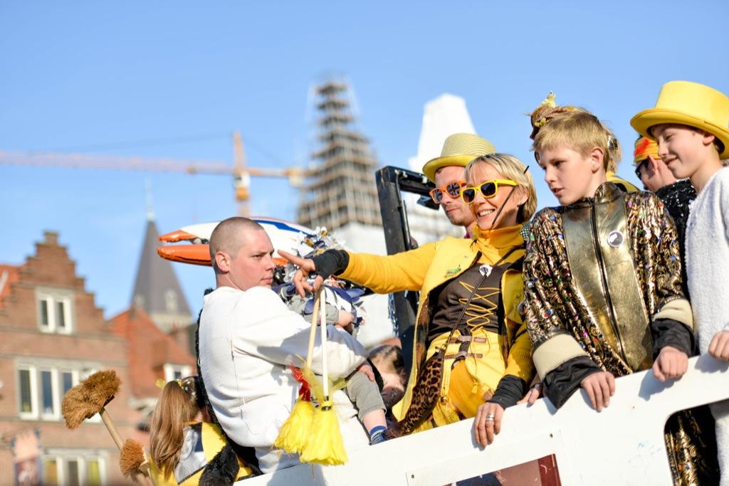 Vivez le Carnaval en Wallonie picarde