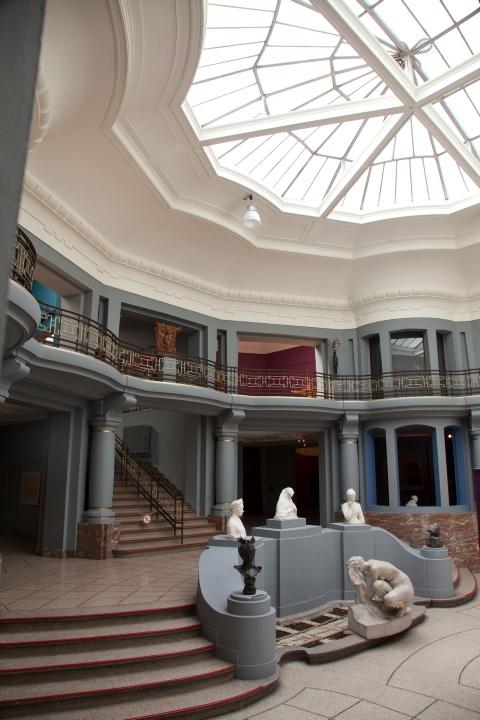 Expo du Prix artistique de la Ville de Tournai
