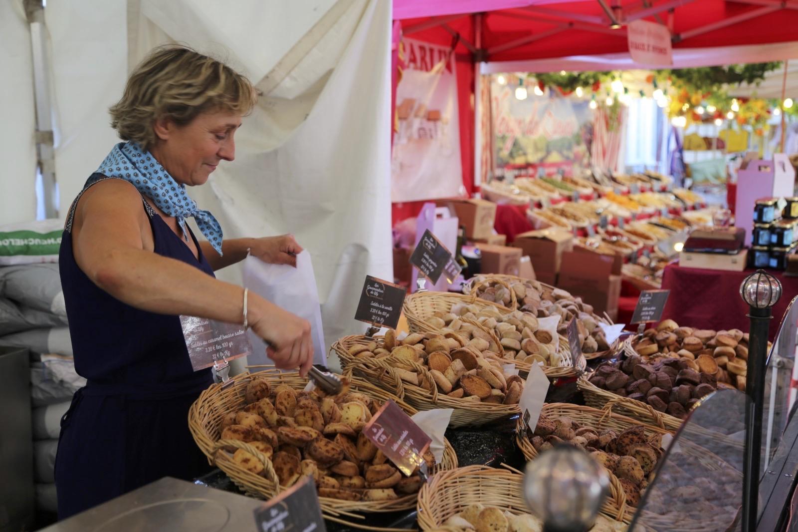Village provençal à Tournai