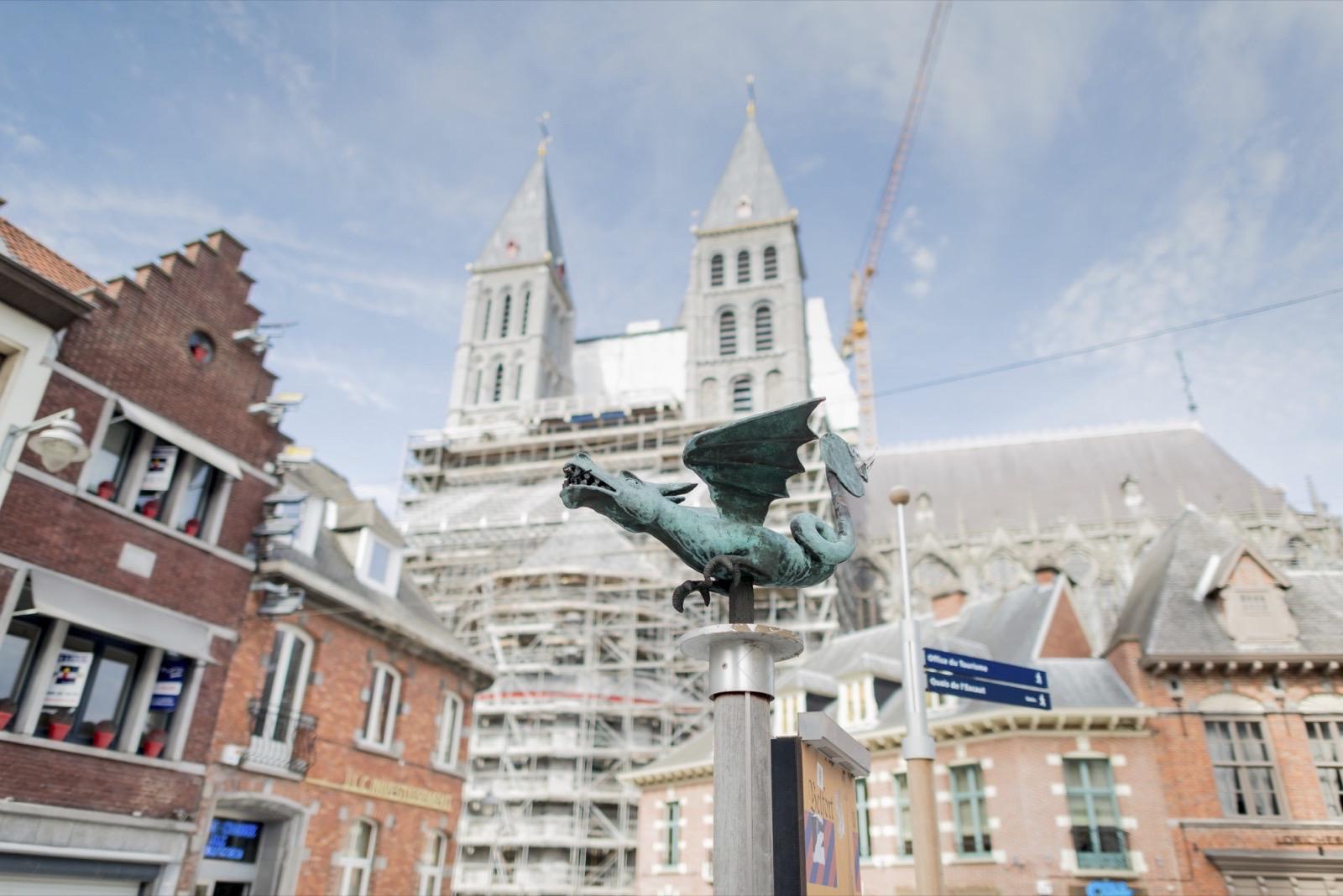 Circuit du Coeur Historique de Tournai