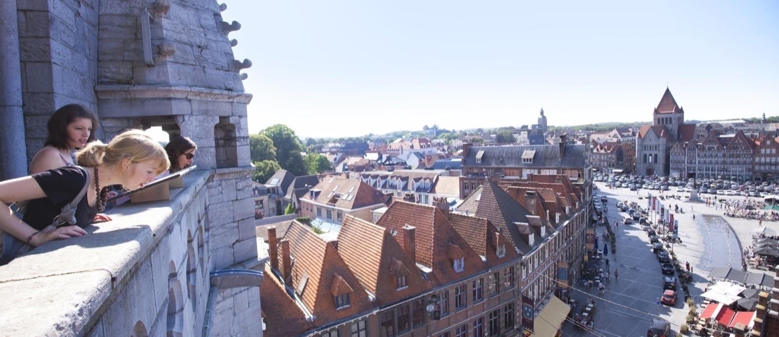 Le Beffroi de Tournai