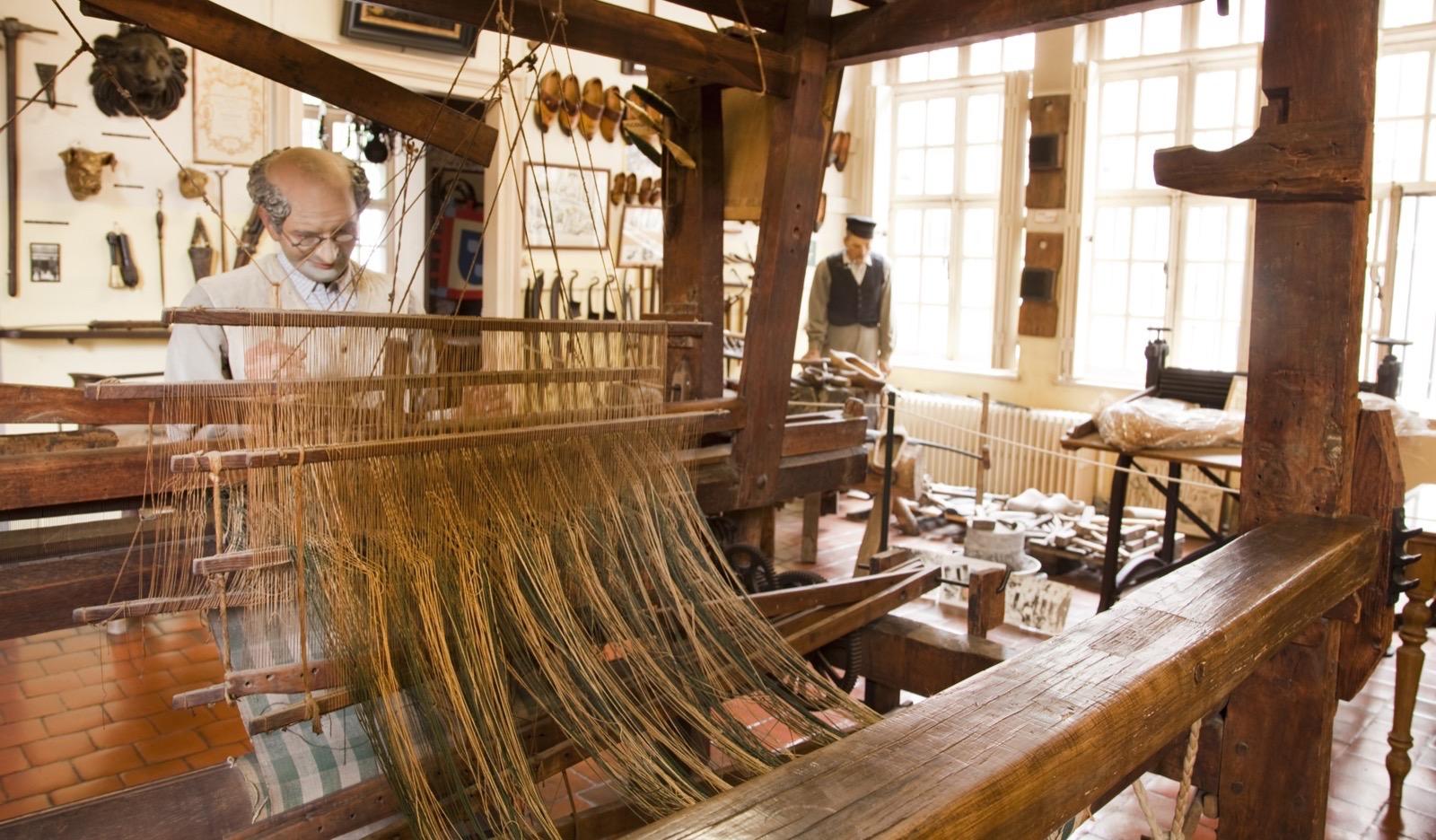 Le Musée de Folklore – Maison Tournaisienne