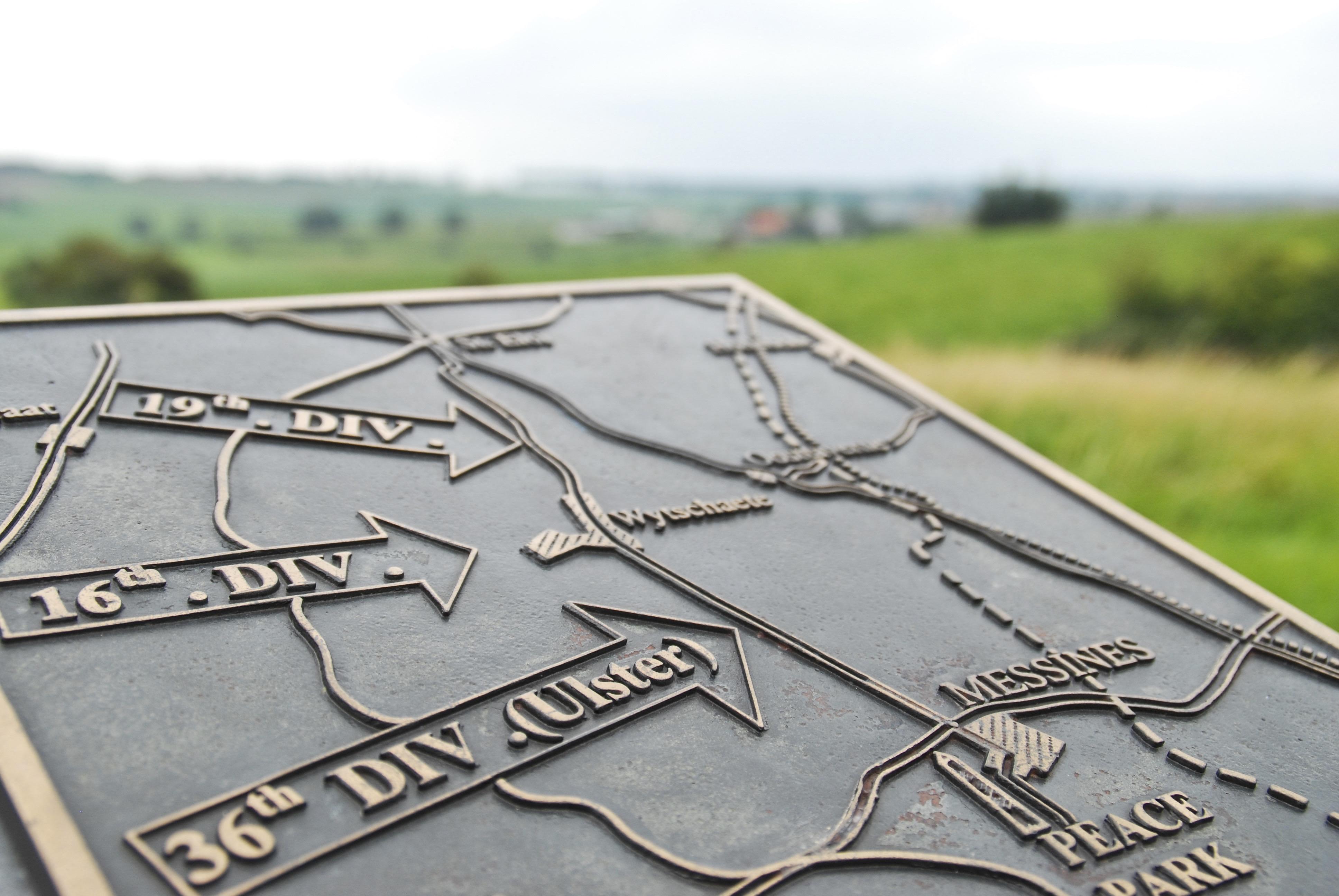 Mémorial britannique de Ploegsteert