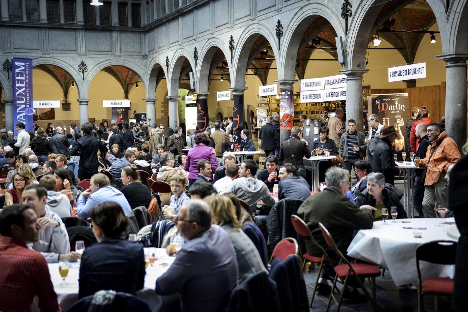 Festival brassicole de Tournai