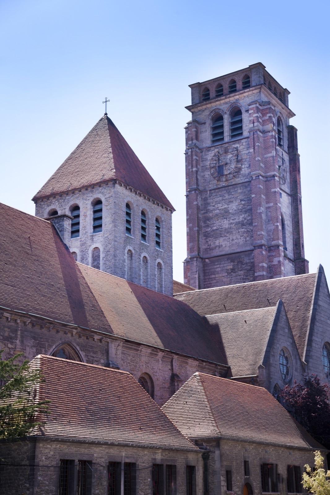 Journées des Eglises ouvertes à Tournai
