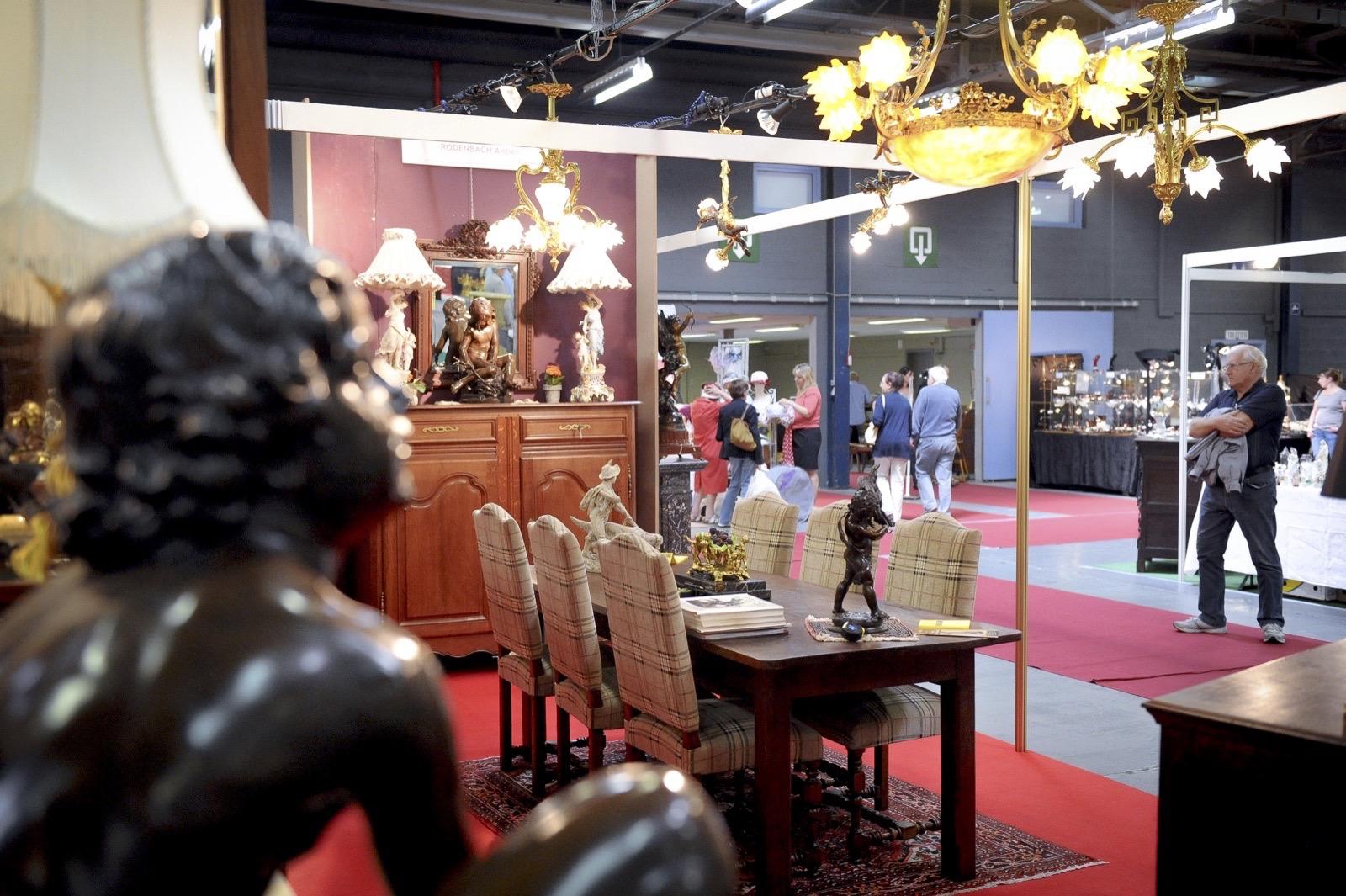 Salon des antiquaires et belle brocante