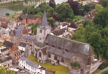 Eglise Saint Lambert Bouvignes