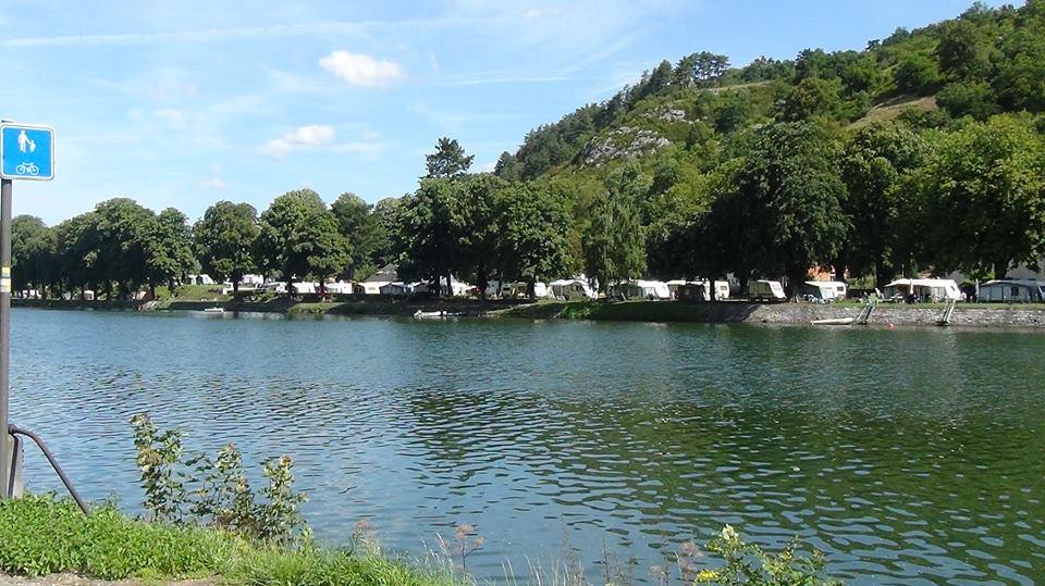 Camping de Devant Bouvignes