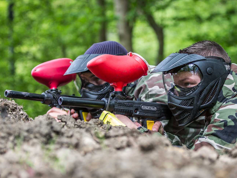 DINANT EVASION - PAINTBALL