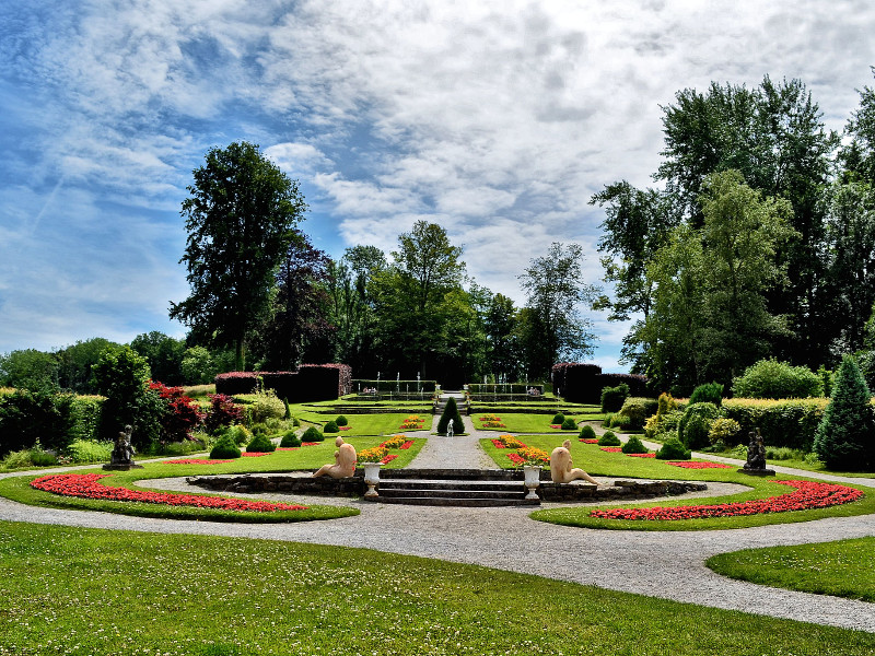 GARDENS OF ANNEVOIE