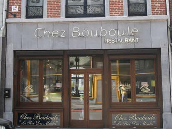 Chez Bouboule, le Roi des(...)
