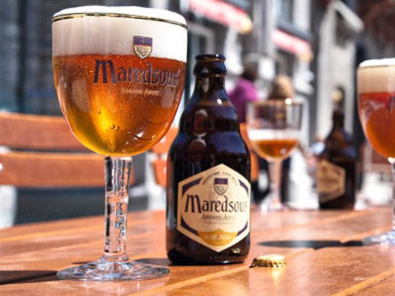 Maredsous-biere