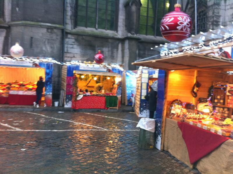 Marché de Noël - Dinant