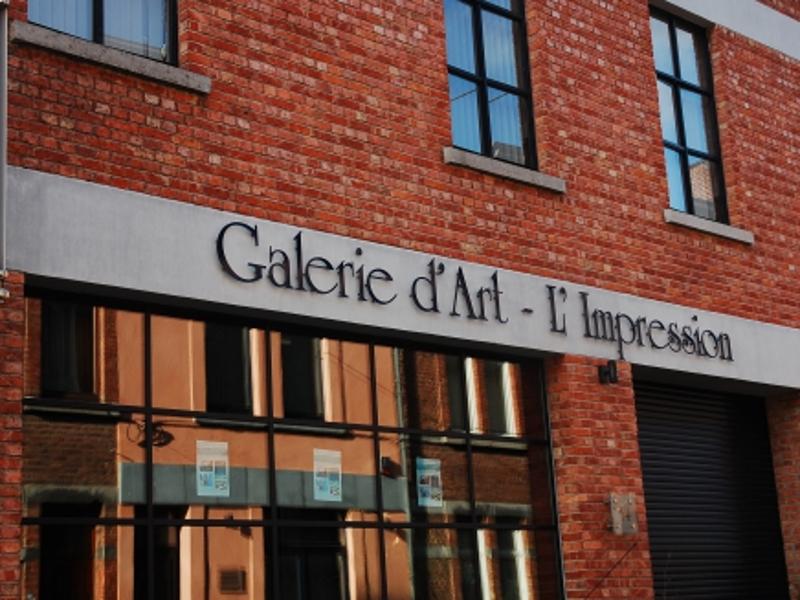 Exposition à la Galerie(...)
