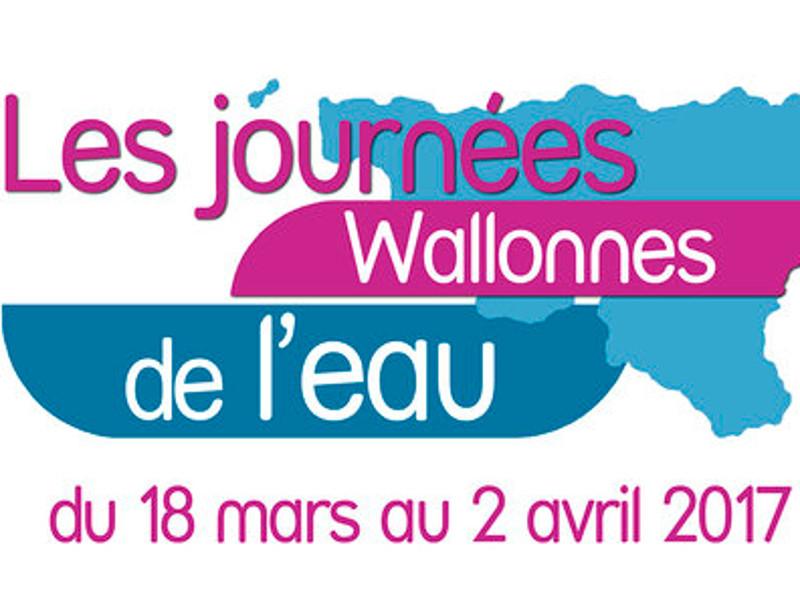 Journées Wallonnes de l'eau à