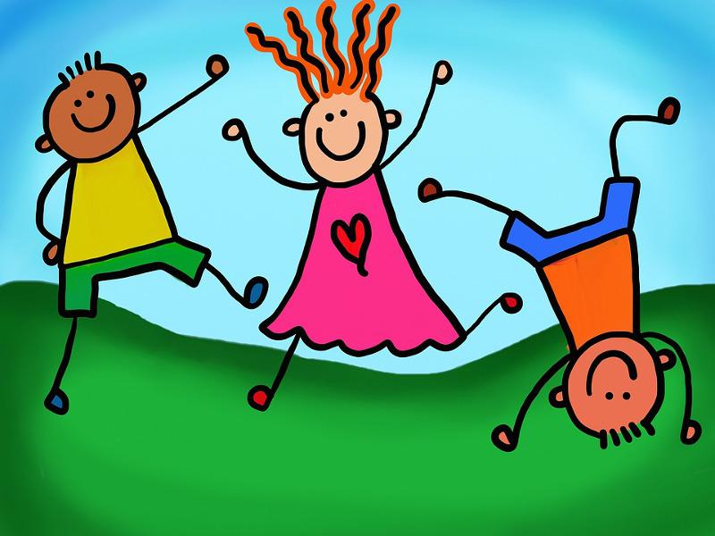 Journée des Enfants à Hastière-