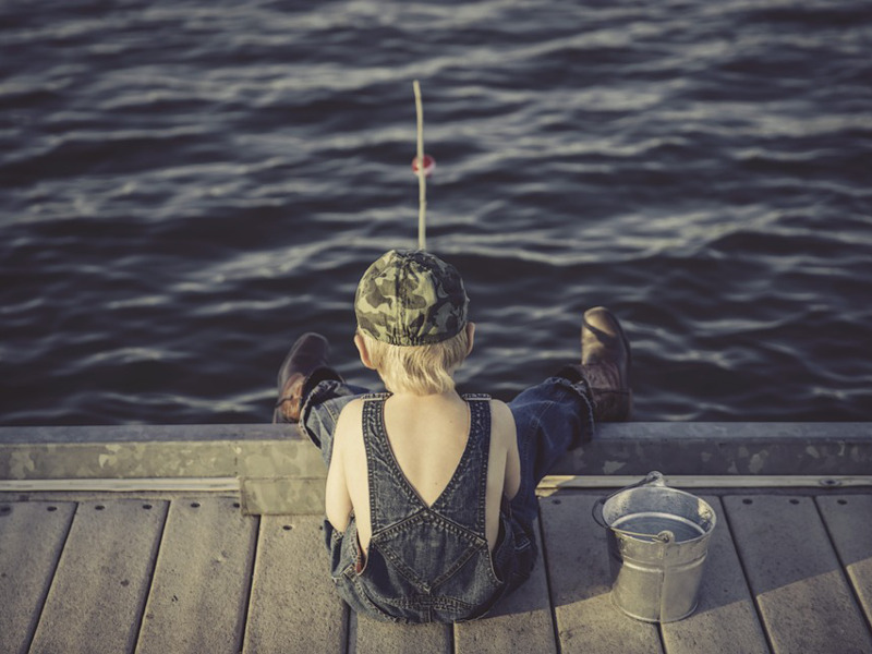 Concours de pêche à Hermeton-sur