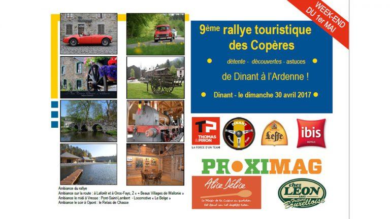 9ème rallye touristique(...)
