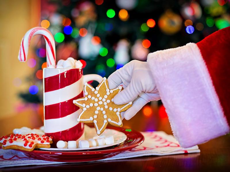 Marché de Noël à Annevoie