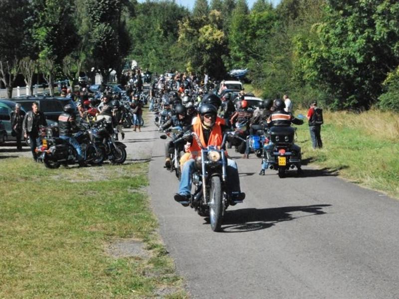 Rassemblement Harley Davidson