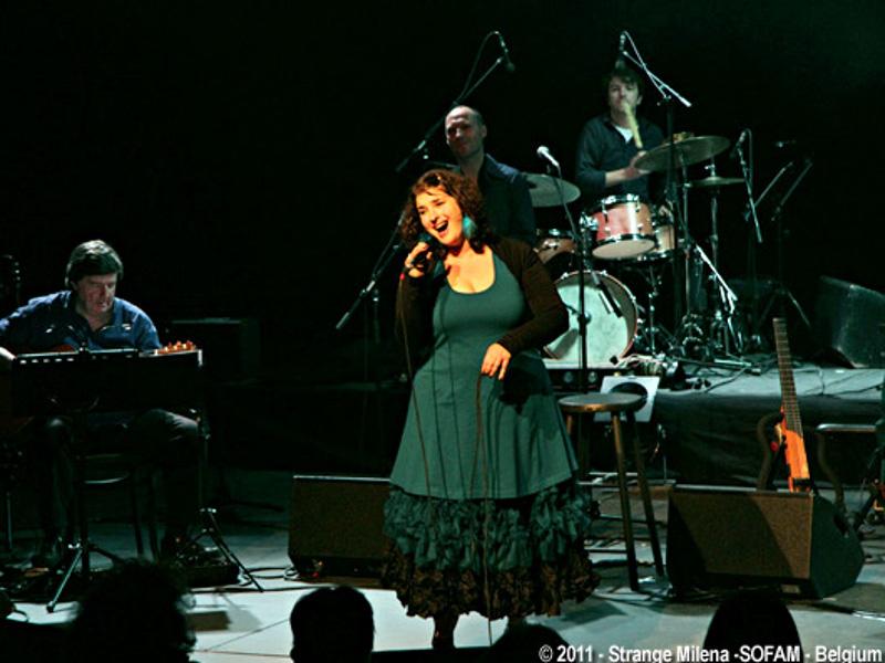 Concert de jazz : Barbara(...)
