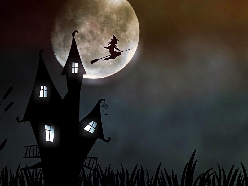 Fête d'Halloween à Hastière-Lava