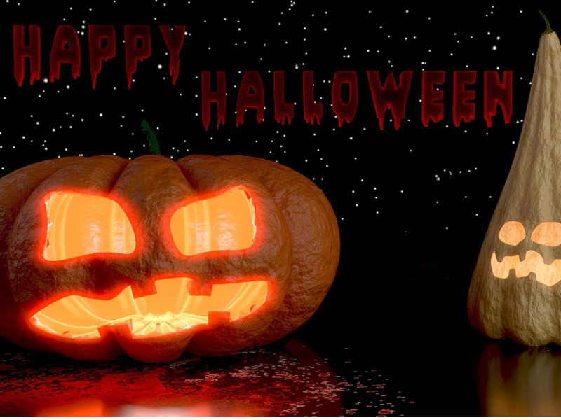 Fête d'Halloween à Heer-sur-Meus