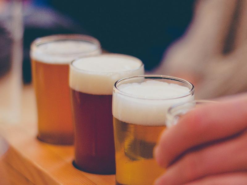 Dégustation de bières artisanale