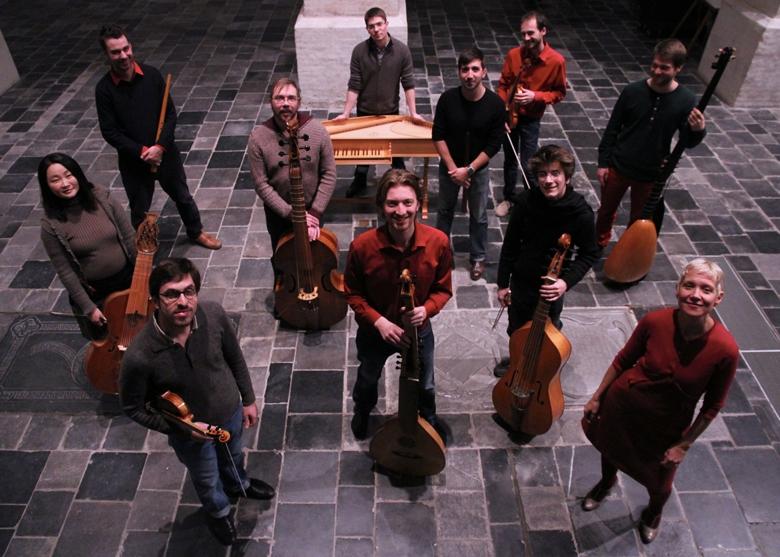 Concert : Scherzi Musicali –