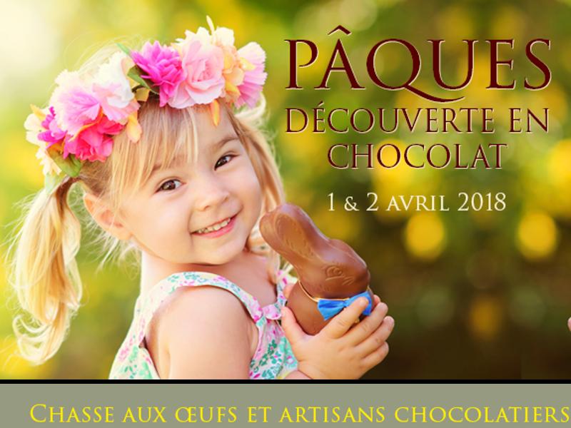 Le chocolat aux Jardins(...)
