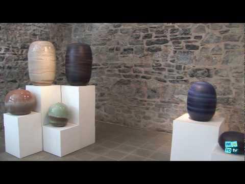 Exposition de céramiques