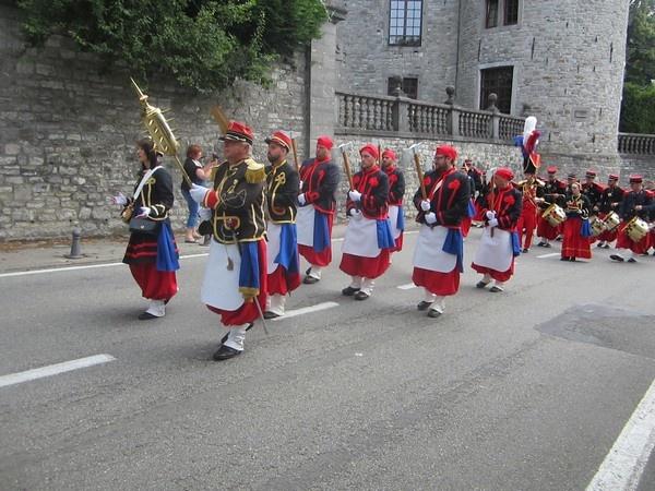 Marche folklorique Saint-Barth