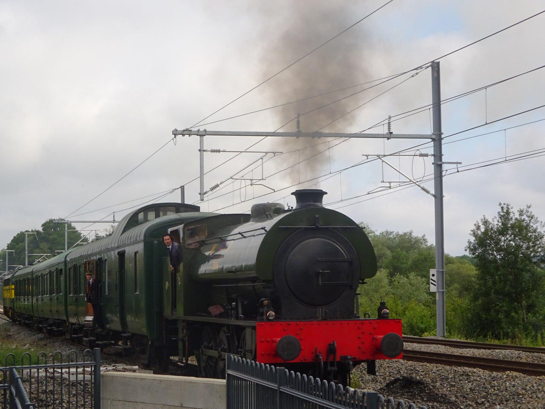 Festival rail