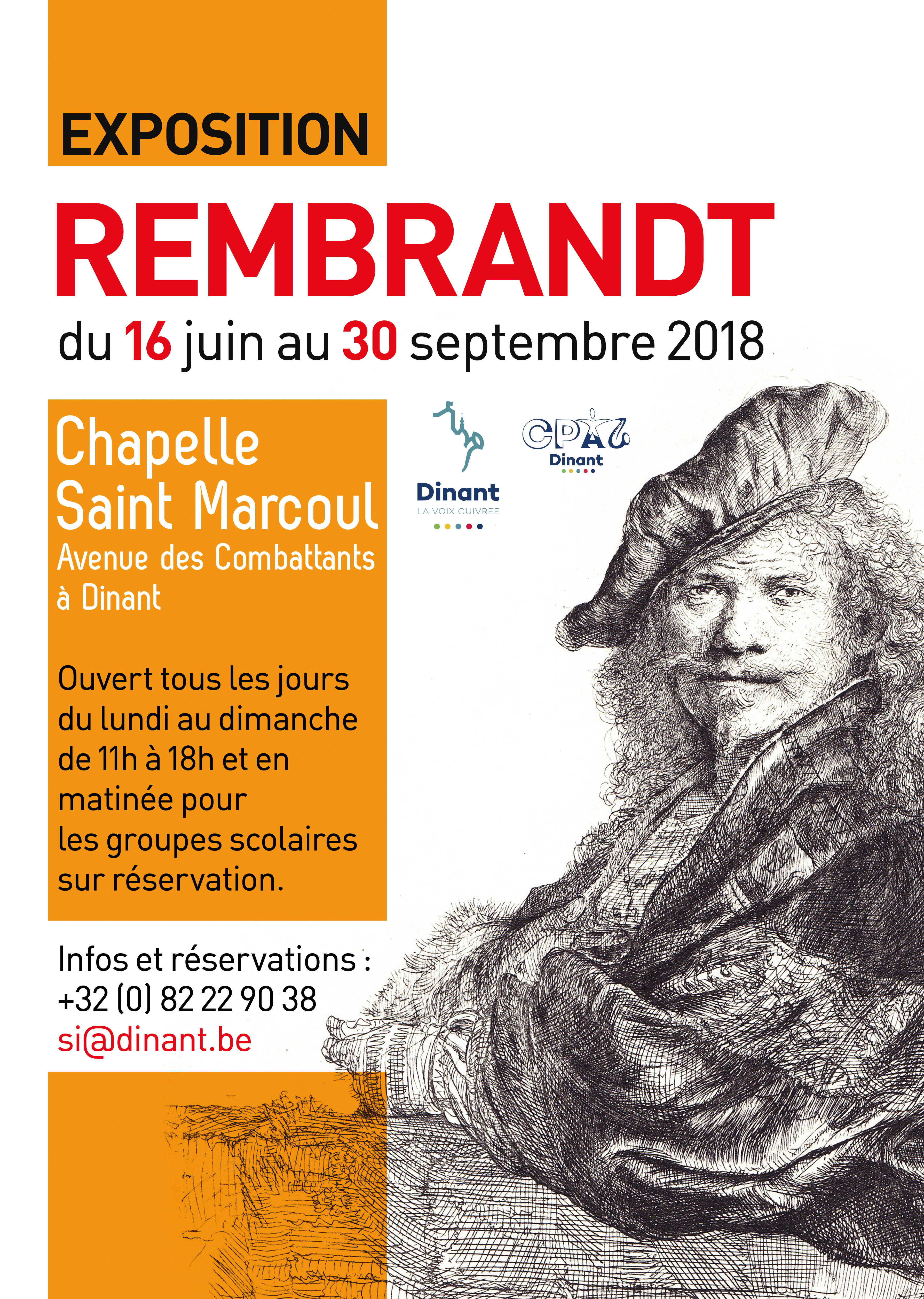 Exposition Rembrandt