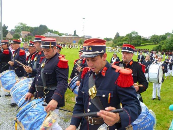 Marche folklorique Saint-Pierr