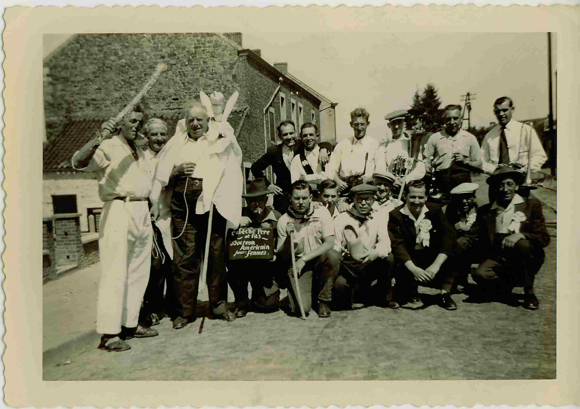 Fête du hameau de Haut-Vent: