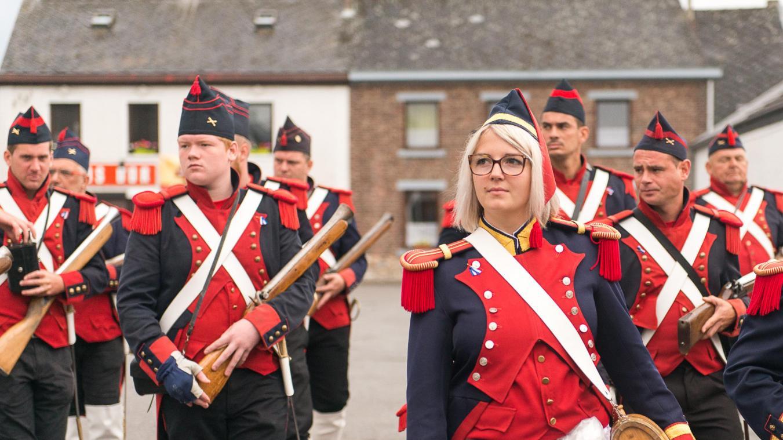 Marche folklorique Sainte-Gert