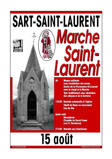 Marche folklorique Saint-Laure